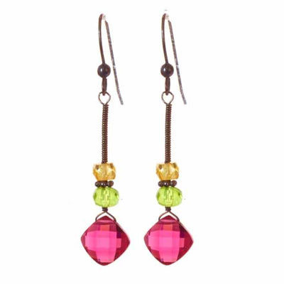 Eve Stick Everyday Gems Earrings - Anna Balkan