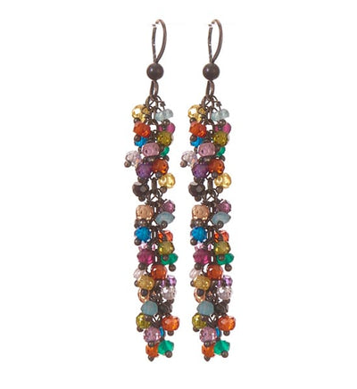 Riley Tailfeather Earrings - Anna Balkan