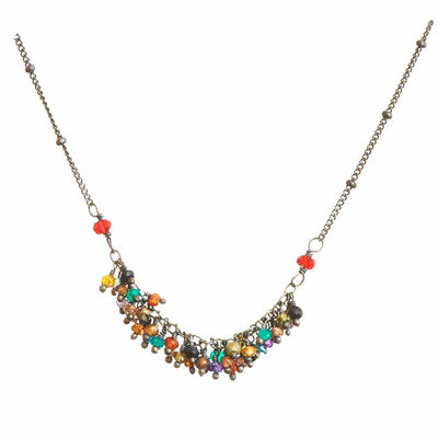 Riley Tailfeather Necklace - Anna Balkan
