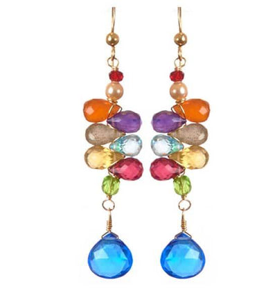 Juno Earrings-Anna Balkan