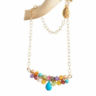 Samantha Layering Necklace-Anna Balkan