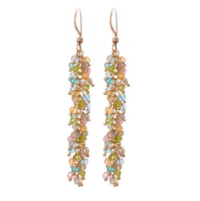 Spring Riley Tailfeather Earrings - Anna Balkan