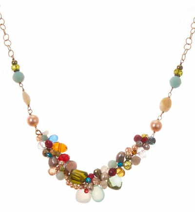 Shannon Branch Necklace-Anna Balkan