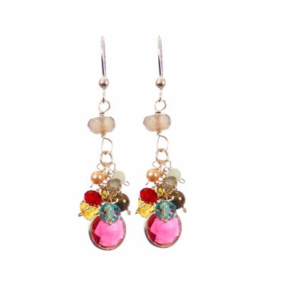 Misha Earrings-Anna Balkan