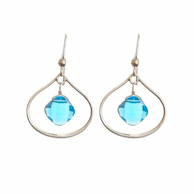 Nina Petal Earrings-Anna Balkan
