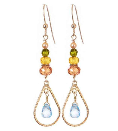 Julie Cage Everyday Earrings-Anna Balkan