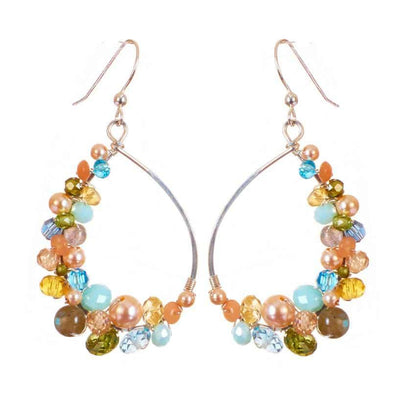New Anna Hoop Earrings-Anna Balkan