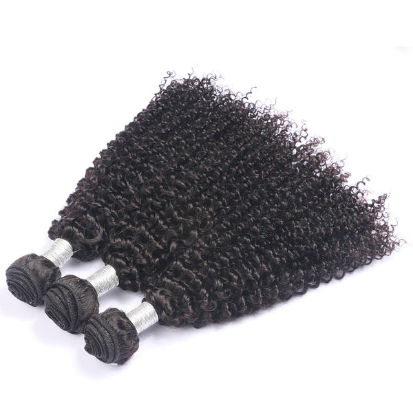 Deep Curly Brazilian Virgin Hair Bundles