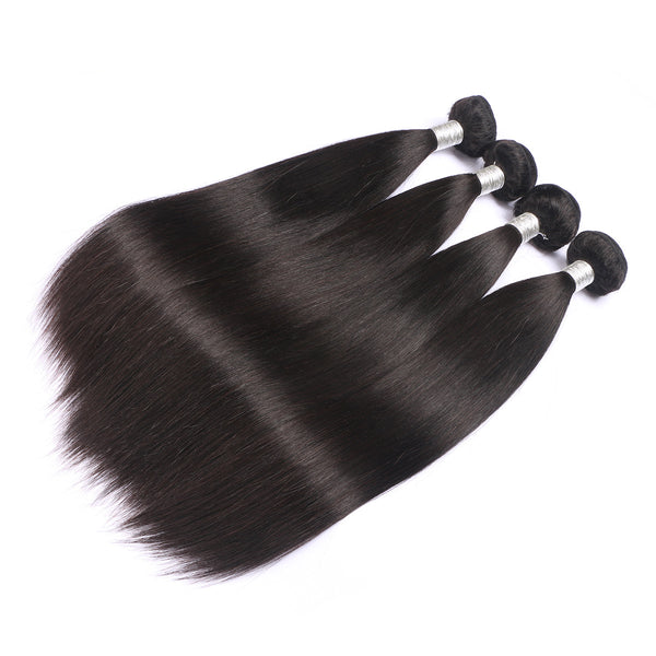 Straight Brazilian Virgin Hair Bundles