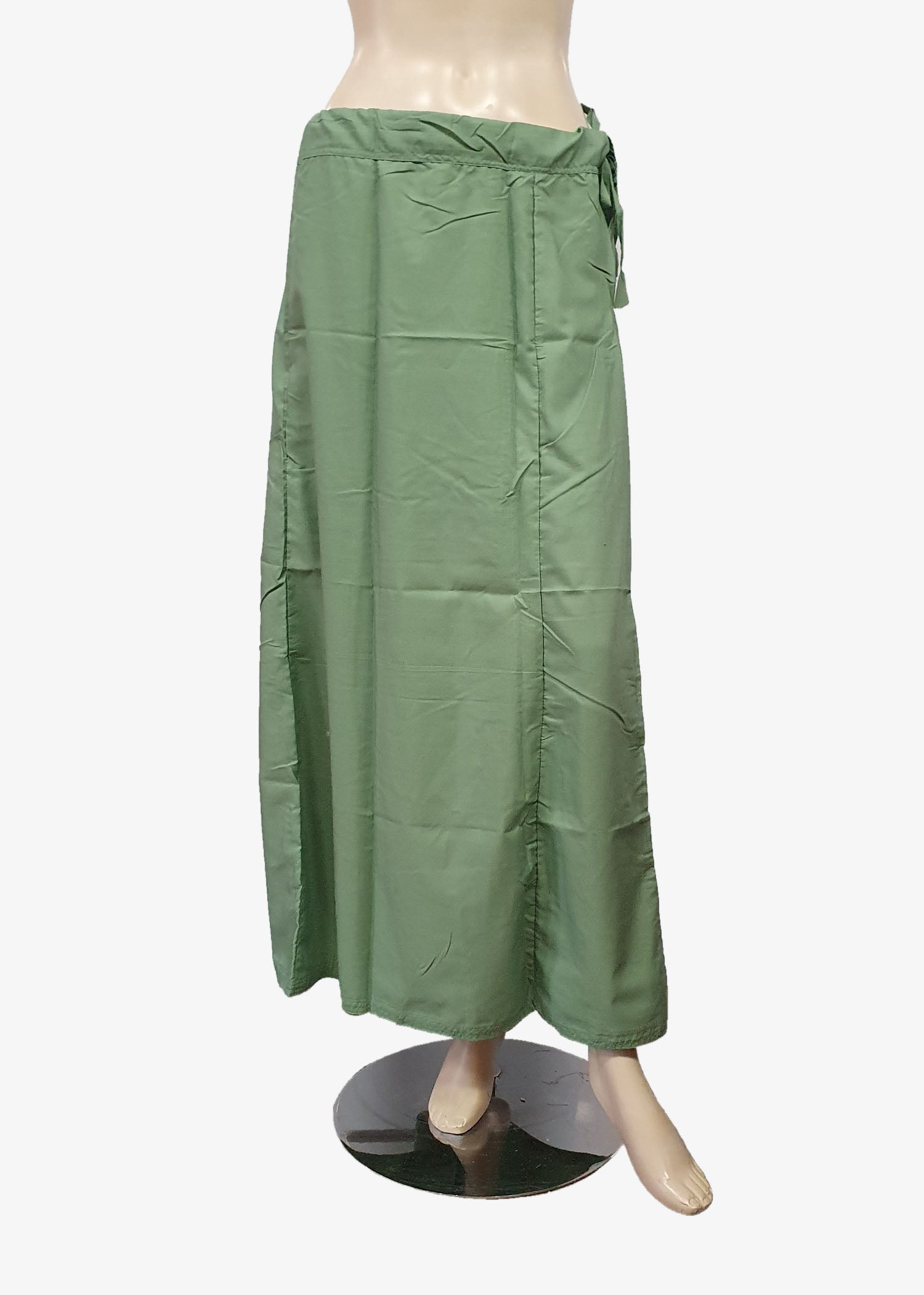 Olive Cotton Petticoat