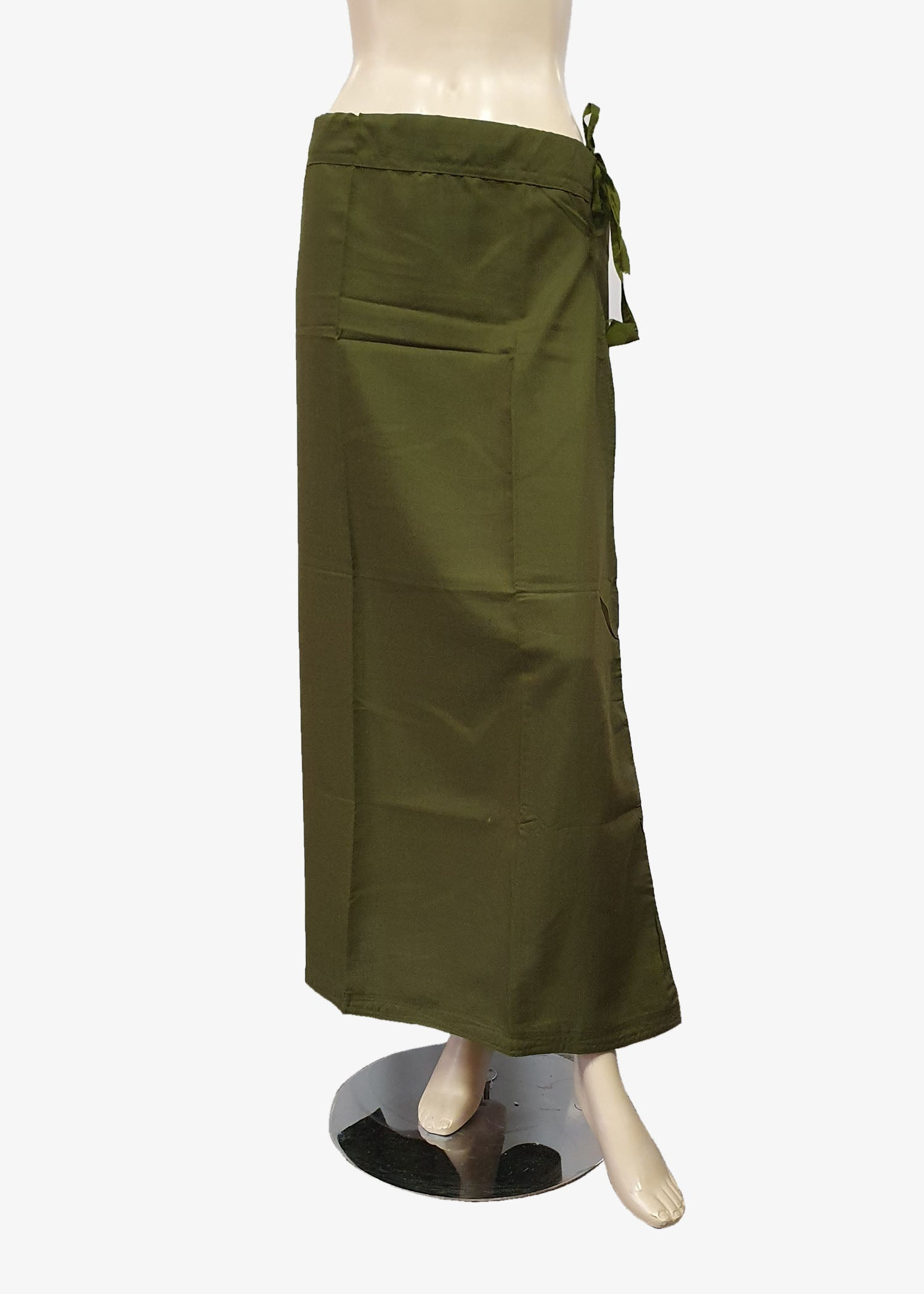 Army Green Cotton Petticoat