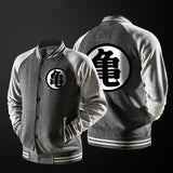 Chaqueta Anime Dragon Ball fullcolor