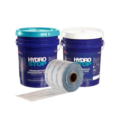 Hydrostop Over Metal