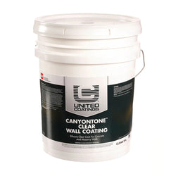 United Coatings CanyonTone Clear Wall Coating