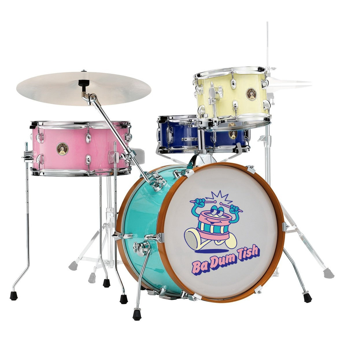 Ba Dum Tish Drum Kit