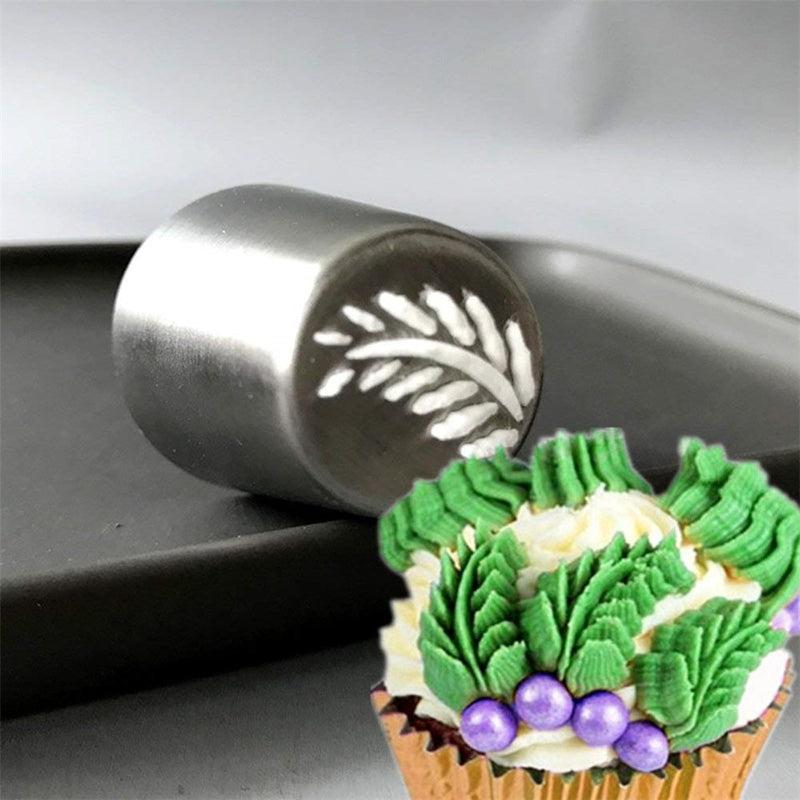 Cake Decor Piping Nozzle Set For CHRISTMAS