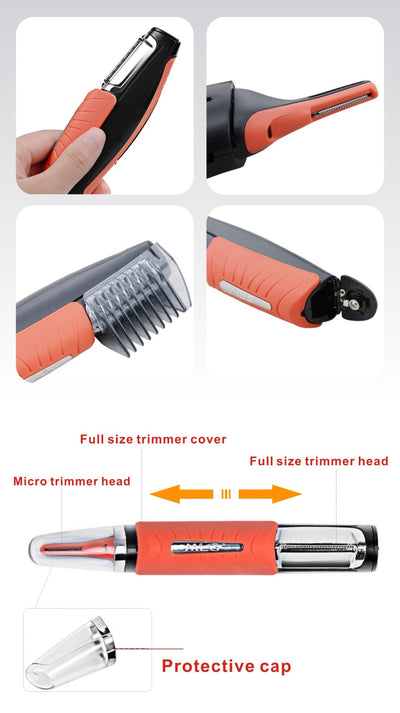MULTI FUNCTIONAL HAIR TRIMMER
