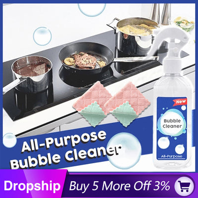 Kitchen Bubble Cleaner