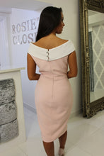 Load image into Gallery viewer, Blush Midi Dress