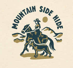 Mountain Side Hide, Amherst, VA