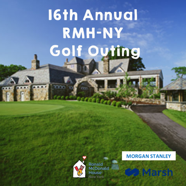 2021 RMH-NY Morning Golf Tournament