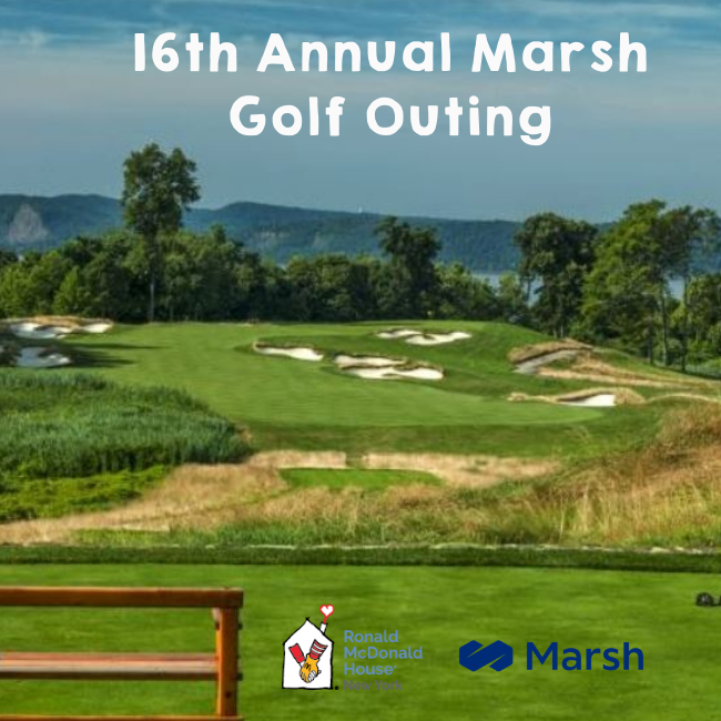 16th Annual Marsh Golf Tournament