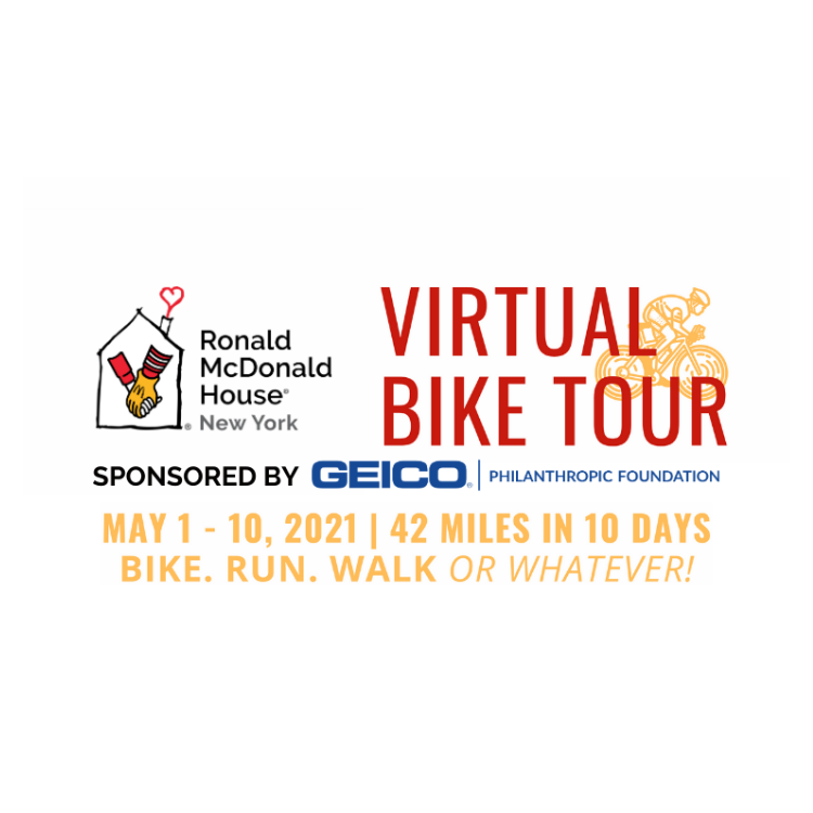 Virtual Five Boro Bike Tour