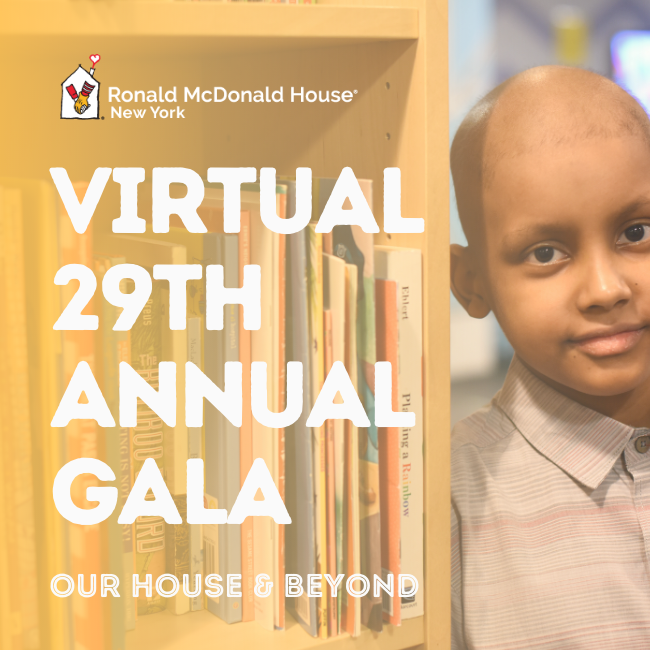 Virtual 29th Annual Gala