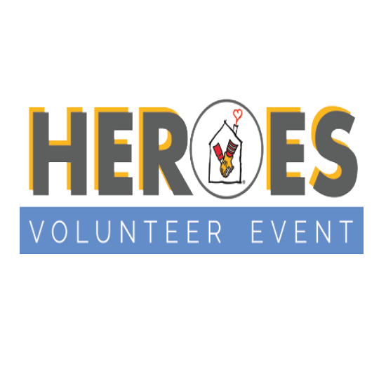 Heroes Volunteer Event