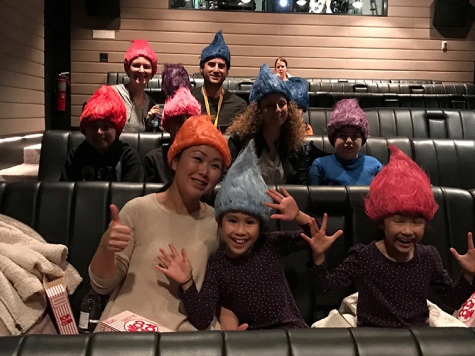"Private Screening of ""Trolls"""