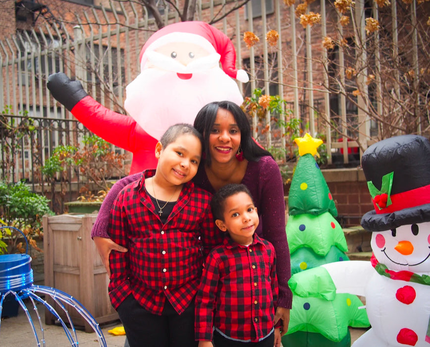 Miracle on 73rd Street: Santa Visits RMH-NY