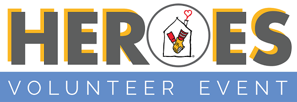 Heroes Volunteer Event logo