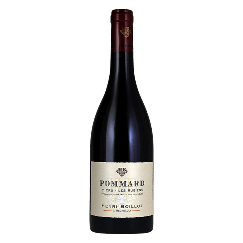 Load image into Gallery viewer, Domaine Henri Boillot | Pommard Premier Cru Les Rugiens, 2017 | 75cl, 6x Bottles