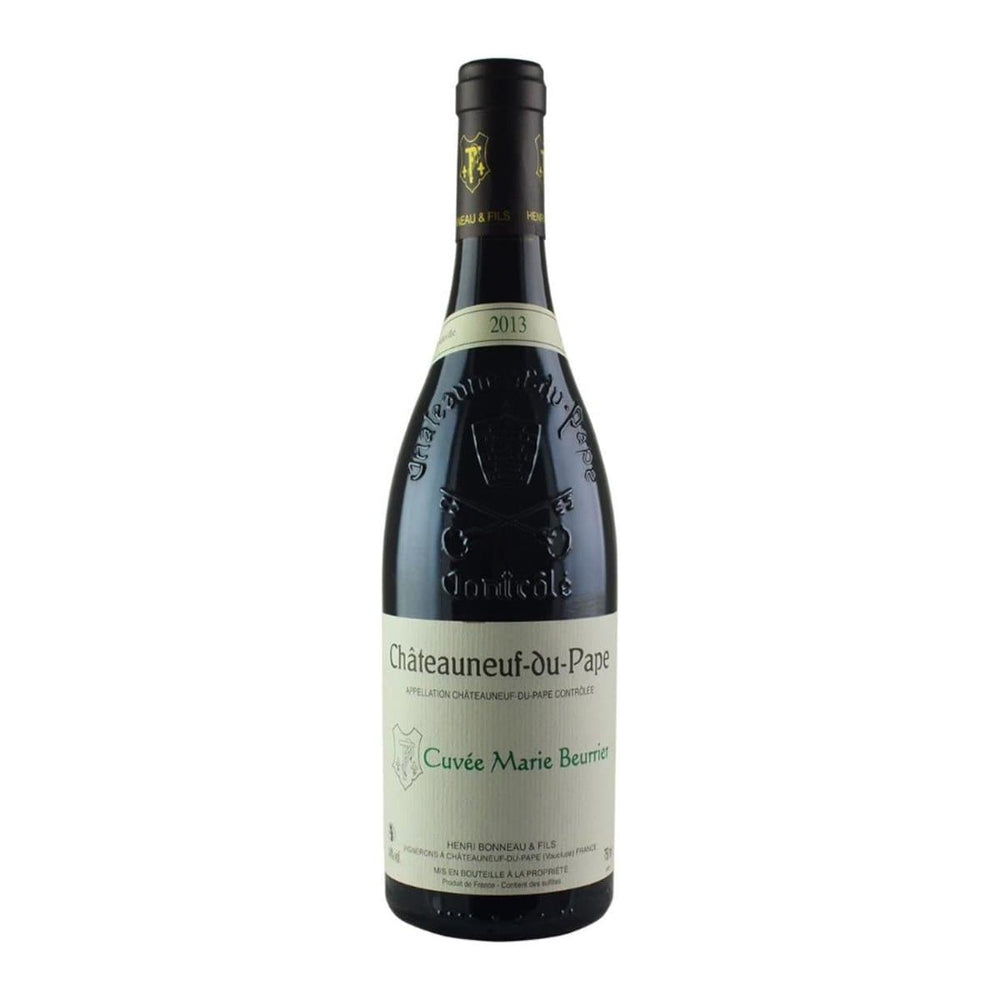 "Load image into Gallery viewer, Henri Bonneau Chateauneuf du Pape ""Cuvée Marie Beurrier"" bottle image"