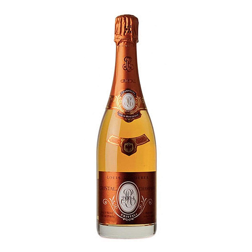 Louis Roederer Cristal Rose, 2004 bottle image