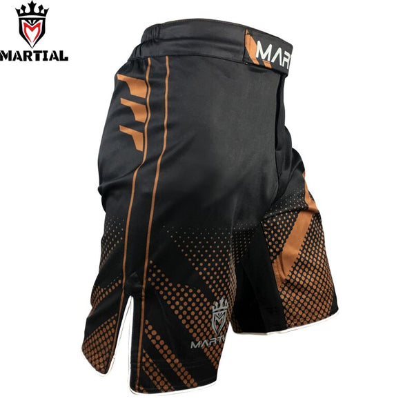 Martial Brown BJJ Shorts