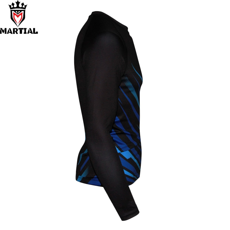 Martial Official Rash Guard