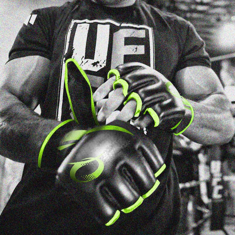 Profectional PU Leather MMA Gloves
