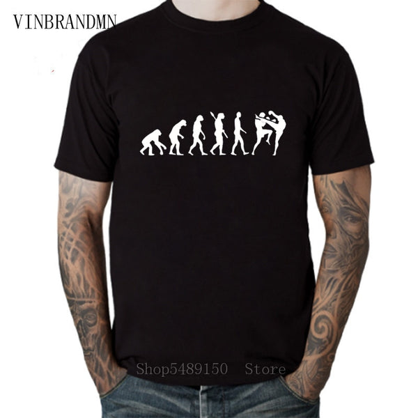 Muay Thai Evolution T-Shirt