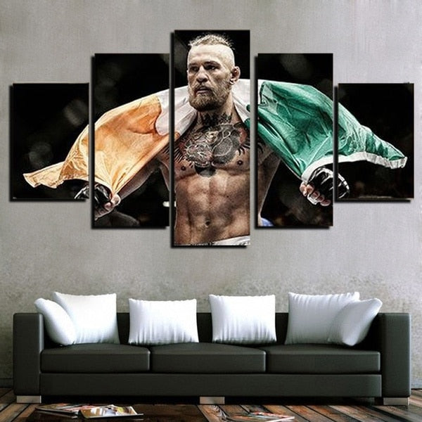 5 Pieces Wall Art Decorations McGregor