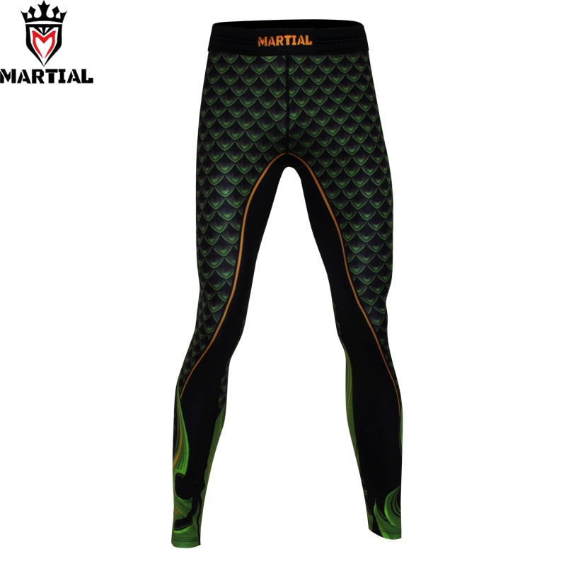 Martial Guardian Pants