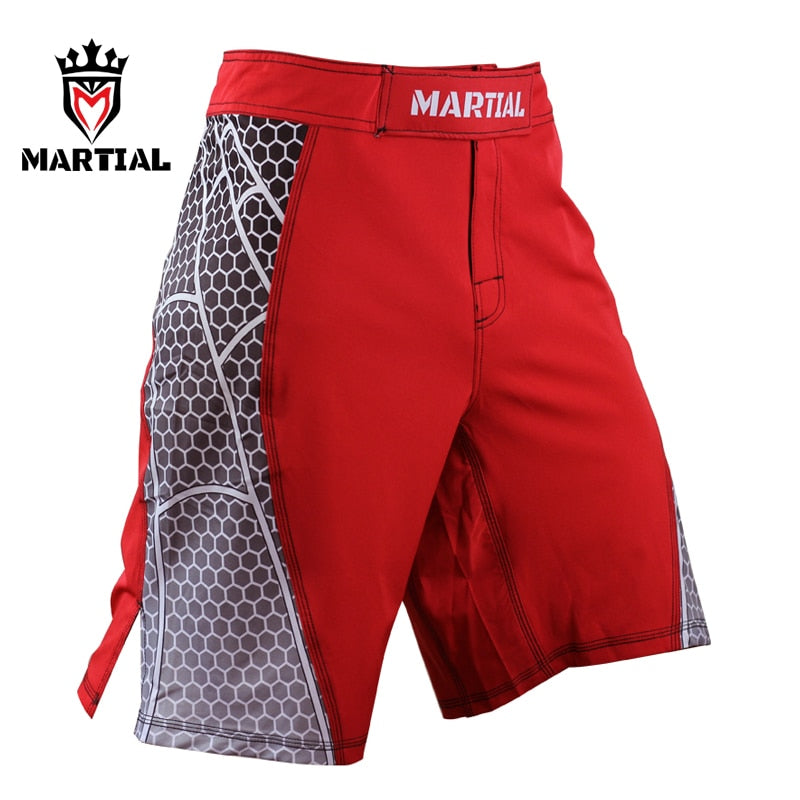 Martial MMA Casual Shorts