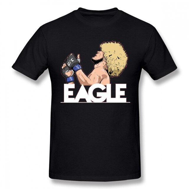 Khabib Nurmagomedov The Eagle Shirt
