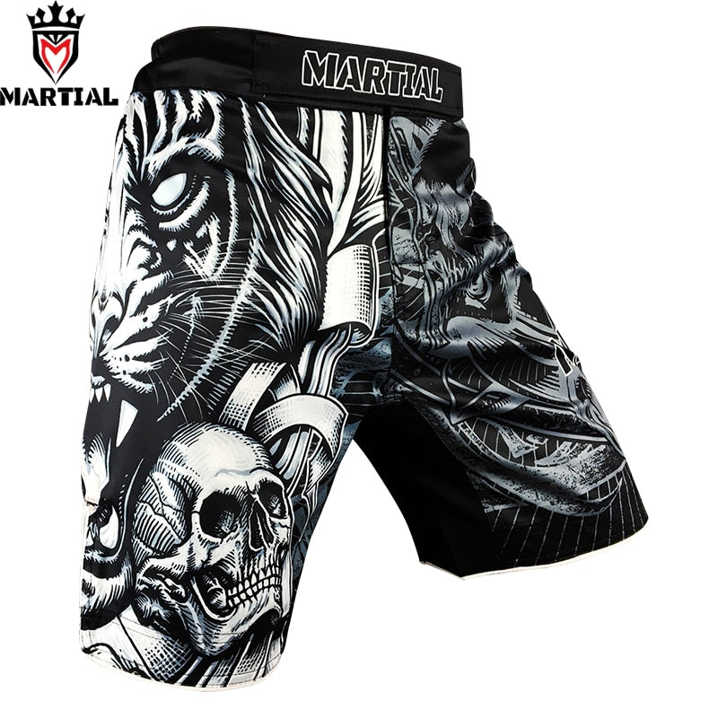 Martial TIGER Shorts