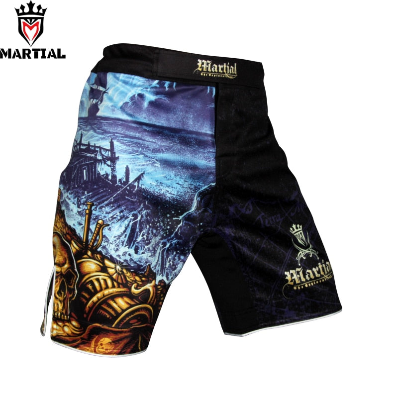 Martial EXPLOARTION 2 Shorts
