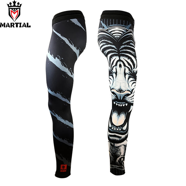 Martial Tiger Pants