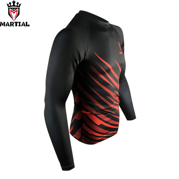 Martial QUICK DRY Rash Guard