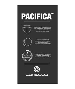 Conwood Pacifica 55 cm sort kabinekuffert