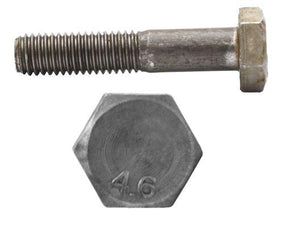 Hex Head Bolt DIN 601
