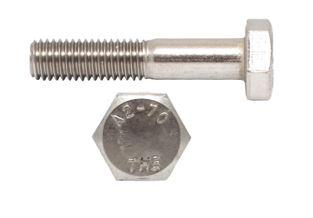 Hex Head Bolt DIN 931